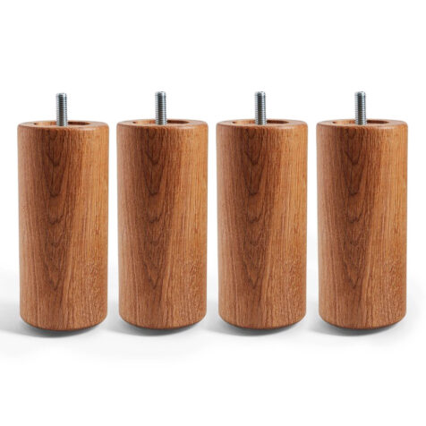 Cylinder sängben i ek från Carpe Diem.