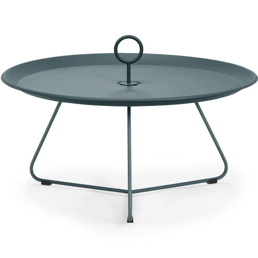 Eyelet stort bord i färgen tallgrön från Houe.