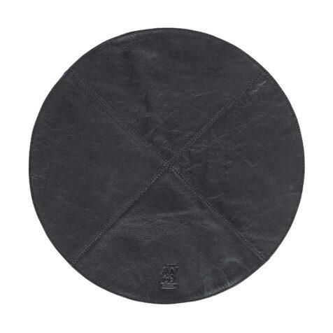 Nero bordstablett i svart skinn från Artwood.