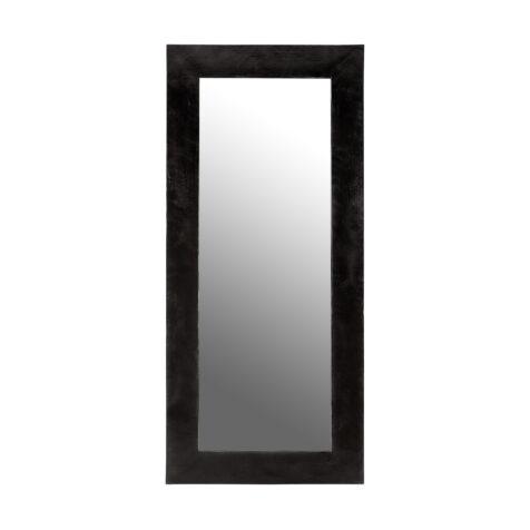 Enya spegel i svart från Artwood.