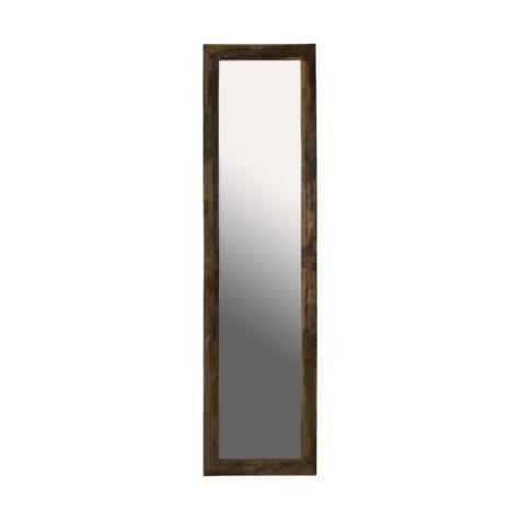 Enya spegel i färgen vintage mässing i storleken 60x220 cm.