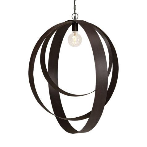 Ciculo taklampa i svart från Artwood.