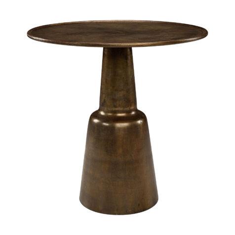 Chloé runt bord i aluminium från Artwood.
