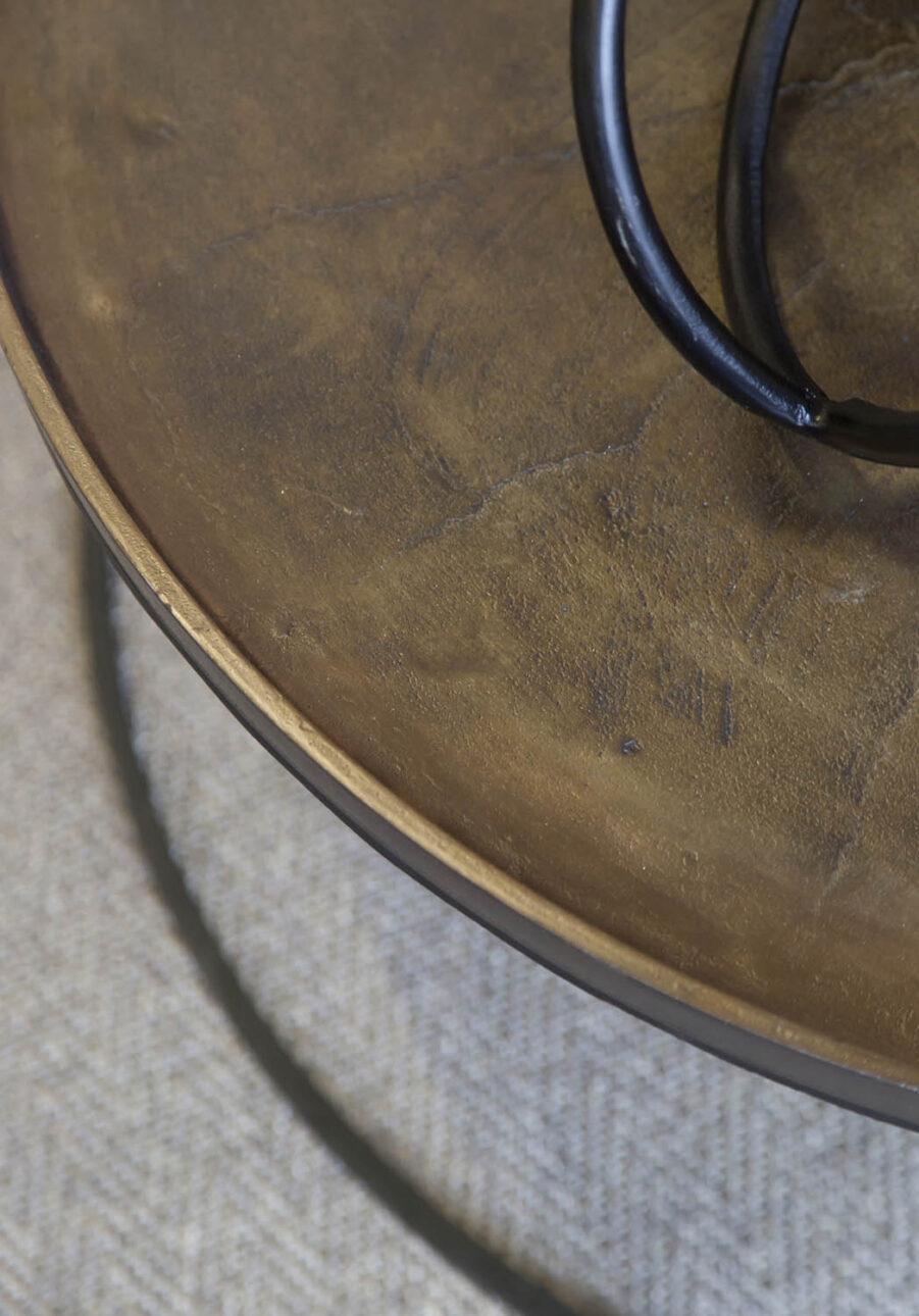 Detaljbild på Fabio soffbord från Artwood.