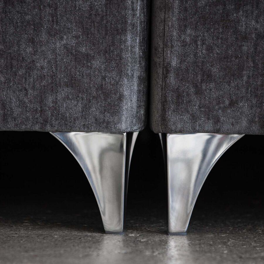 Bild på Carpe Diem Segel aluminiumben.
