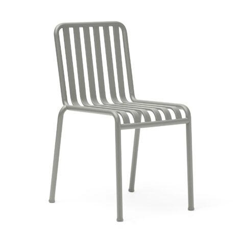 Palissade stol i ljusgrått.