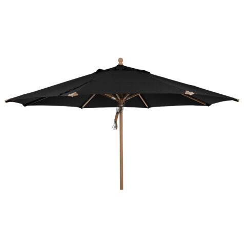 Brafab Parma parasoll svart Ø350 cm
