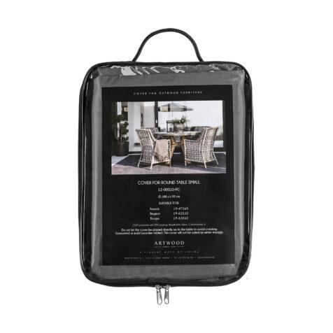 Bild på möbelskydd från Artwood i förpackning.