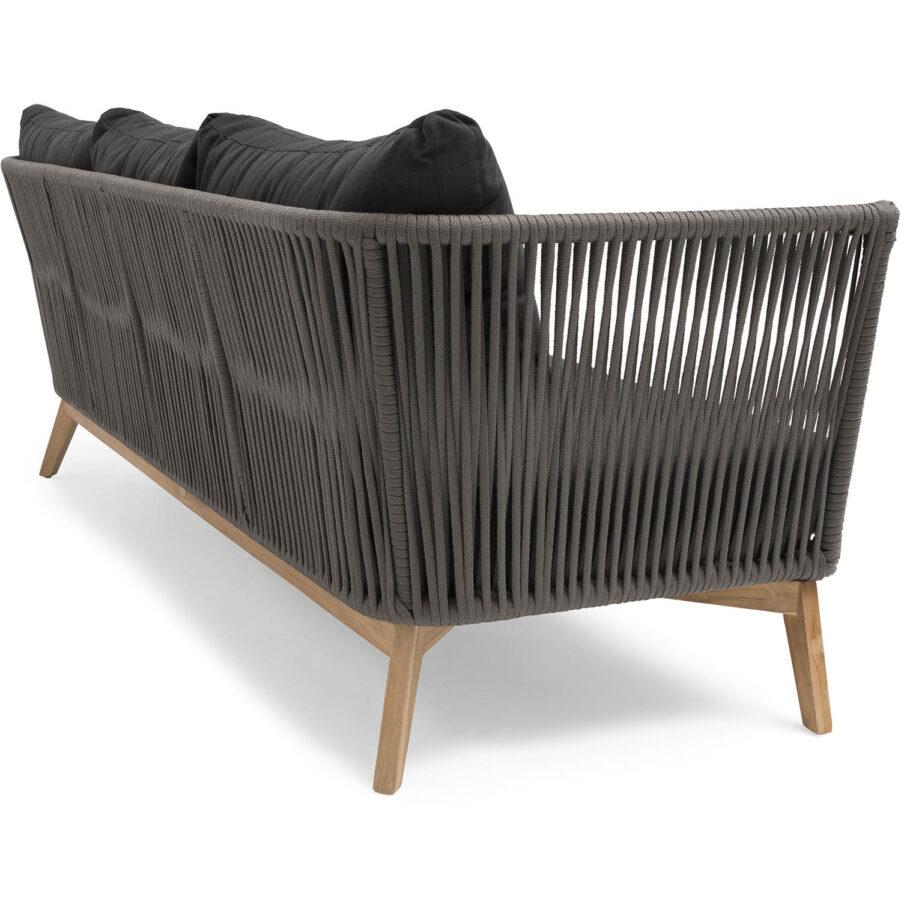 Bild på Himmelsnäs soffa i grått från Hillerstorp.