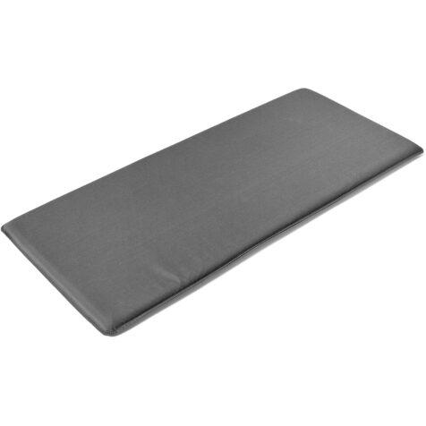 Palissade antracitgrå bänkdyna till loungesoffa från varumärket Hay.