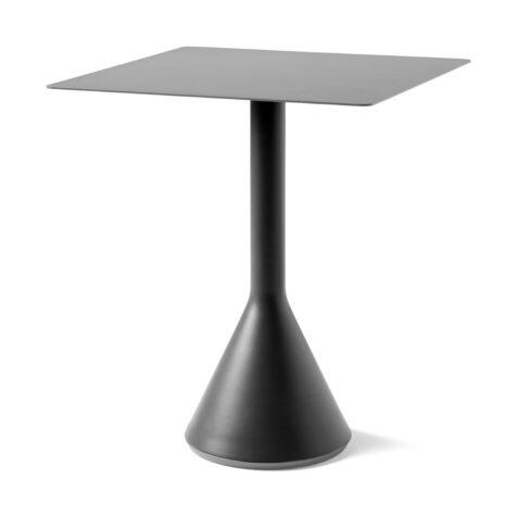 Cone cafébord från Hay i färgen antracitgrå.