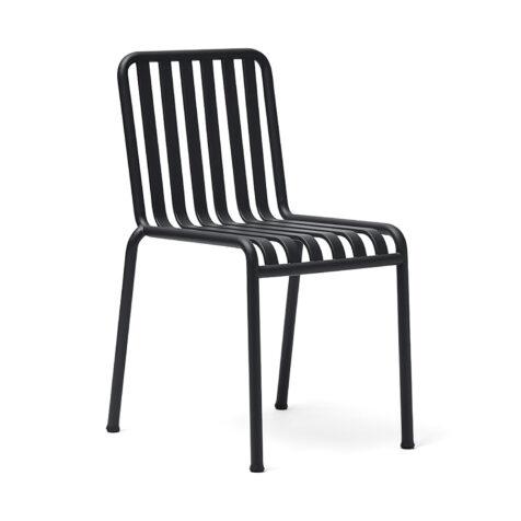 Palissade stol i färgen antracitgrå från Hay.