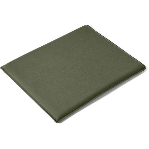 Palissade sittdyna till fåtöljer i färgen olivgrönt.