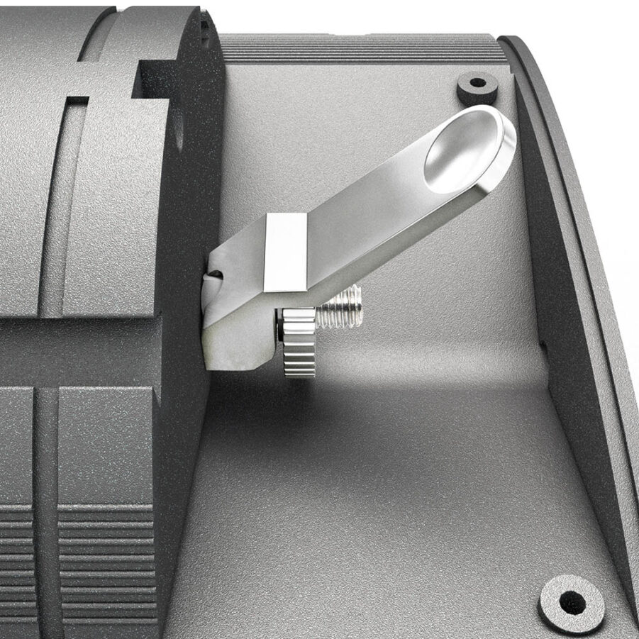 Detaljbild på värmare Premium 1400 från Solamagic.