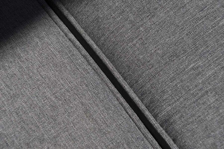 Detaljbild på Adelshamn soffa från Hillerstorp.