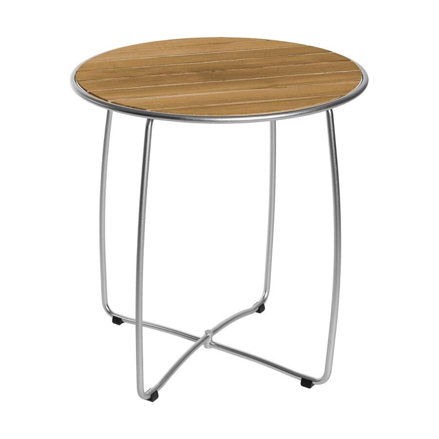 Spring cafébord på storleken 70 cm.