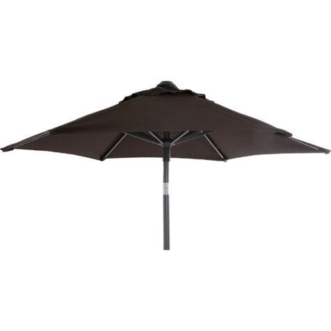 Solar Line parasoll från Hartman i mörkgrått.