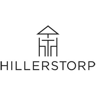 Logotyp för varumärket Hillerstorp.