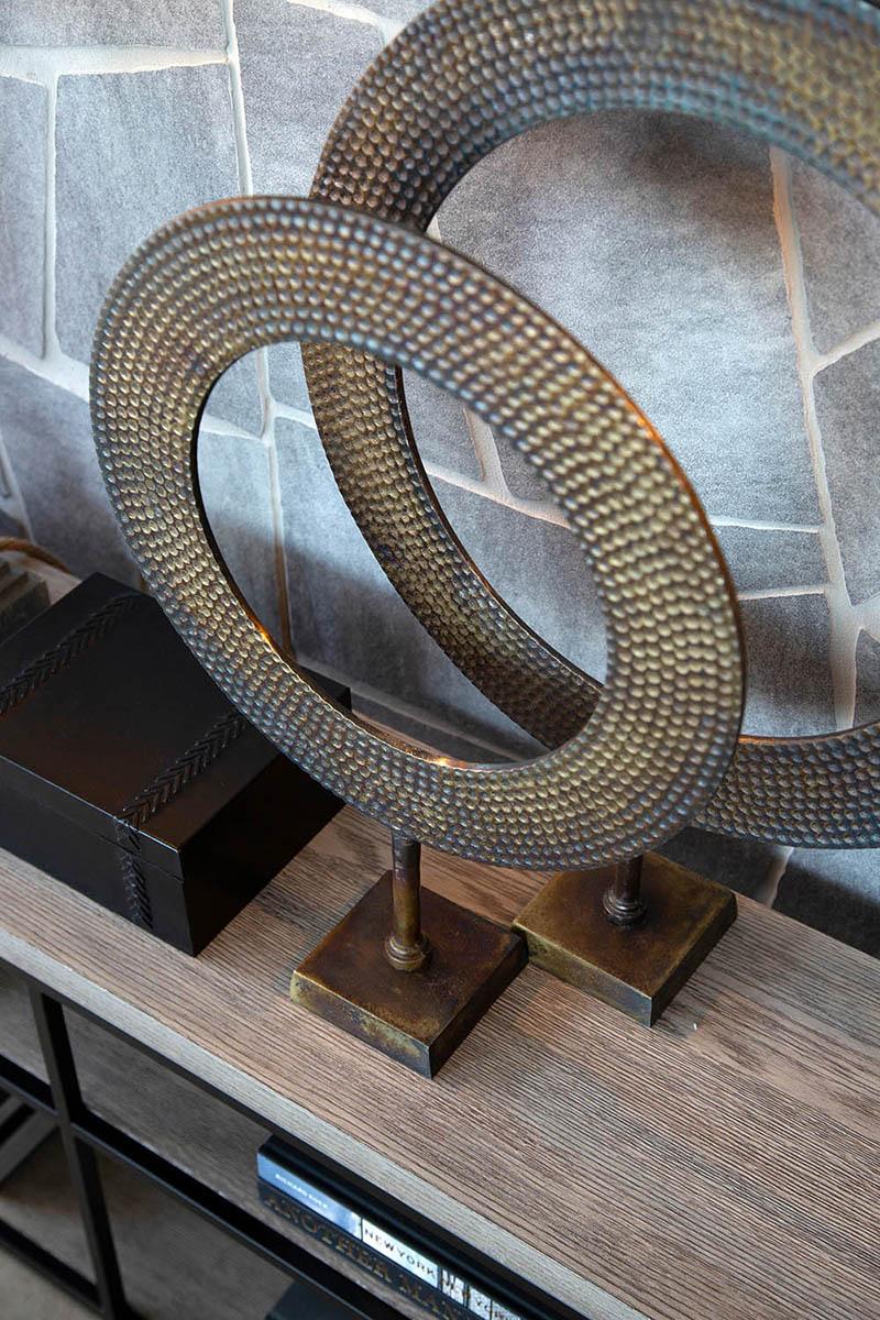 Miljöbild Anello dekoration från artwood