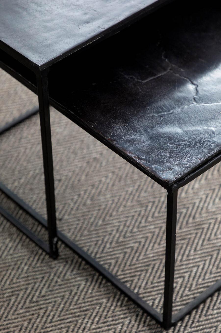 Artwood Artwood Mille soffbord 2-set svart