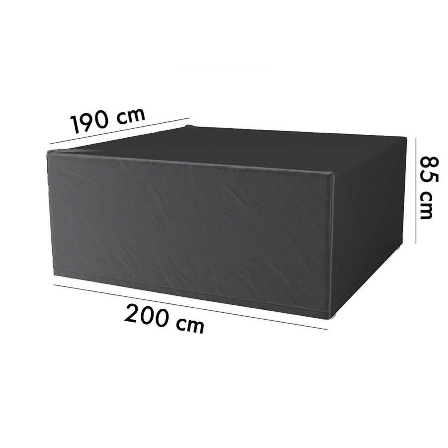 Aerocover möbelskydd, 200x190 cm höjd 85 cm