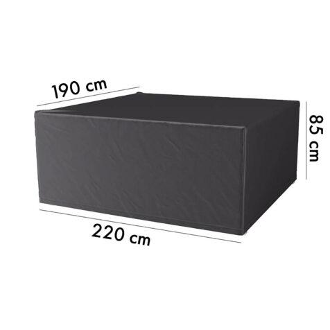 Aerocover möbelskydd, 220x190 cm höjd 85 cm