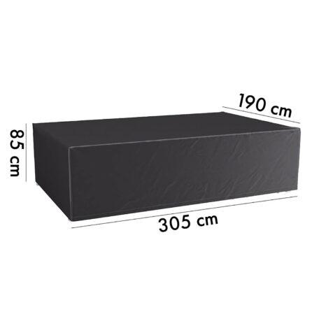 Aerocover möbelskydd, 305x190 cm höjd 85 cm