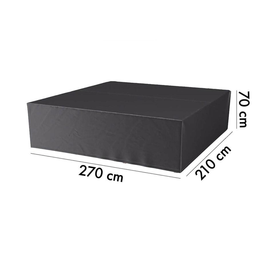 Aerocover möbelskydd, 270x210 cm höjd 70 cm