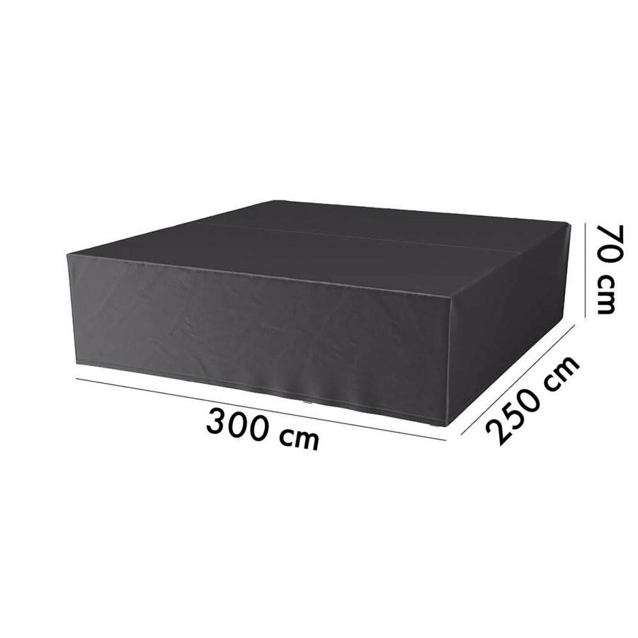 Aerocover möbelskydd, 300x250 cm höjd 70 cm