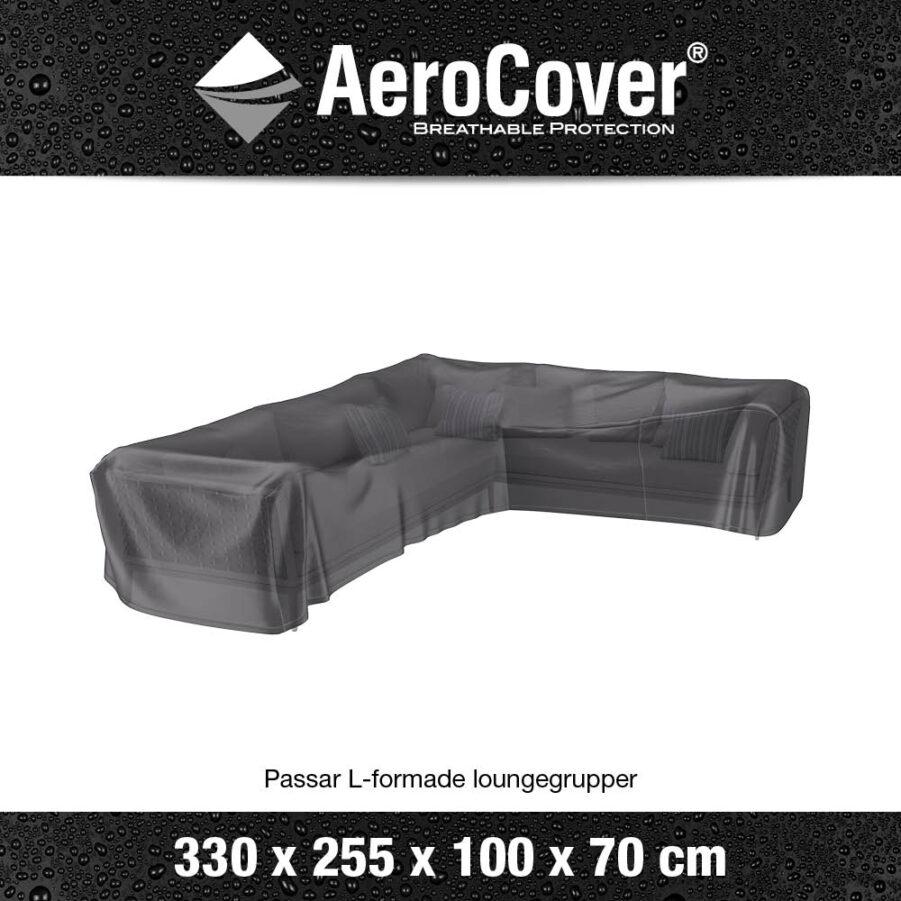 Möbelskydd för hörnsoffor 7947 från Aerocover.