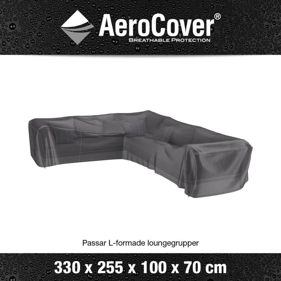 Möbelskydd för hörnsoffor 7946 från Aerocover.