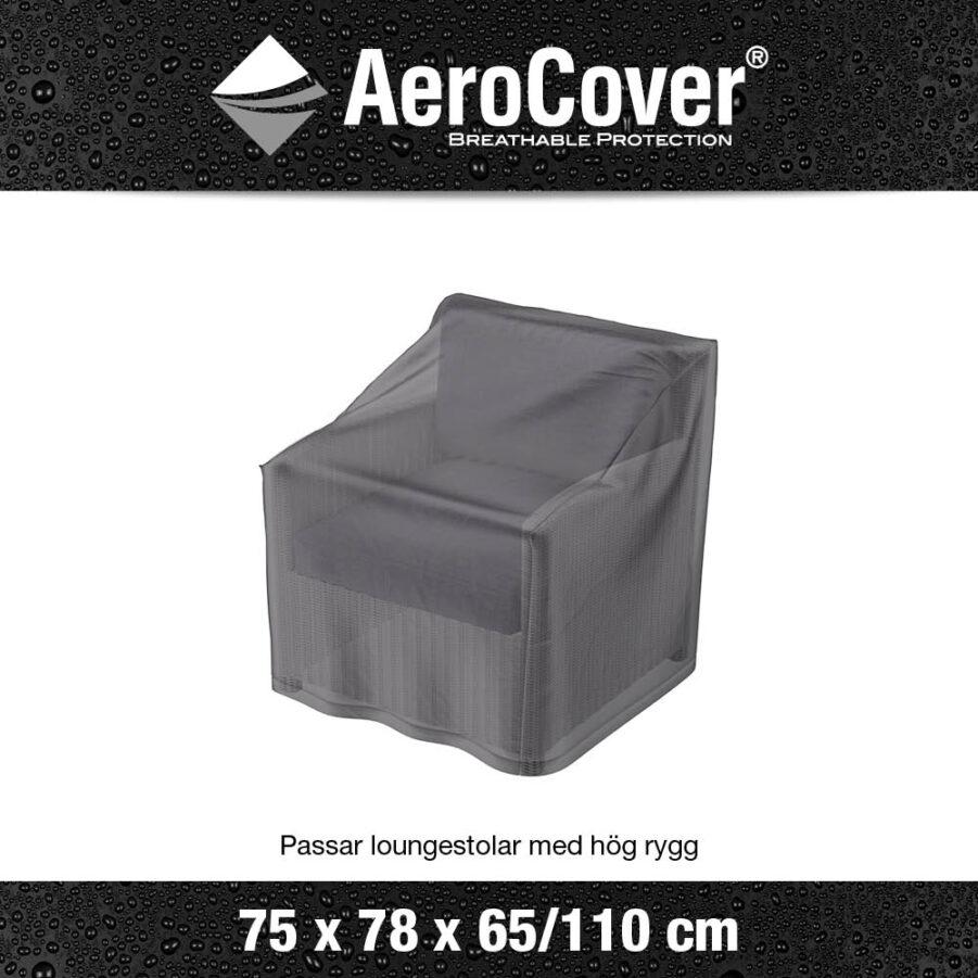 Möbelskydd för loungefåtölj 7966 från Aerocover.
