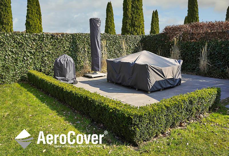 Miljöbild på möbelskydd från Aerocover.