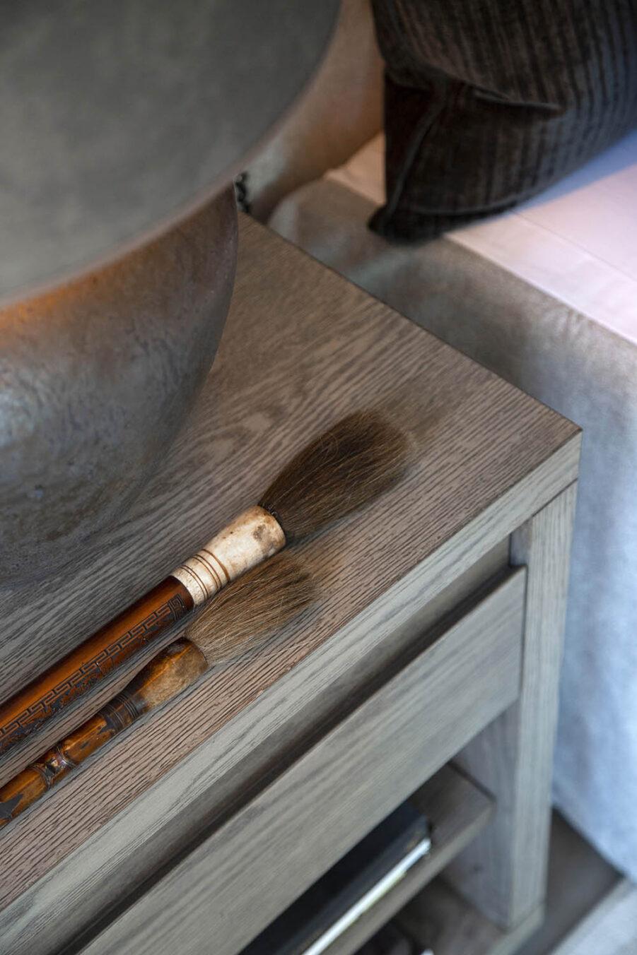 Miljöbild Hunter sängbord från artwood
