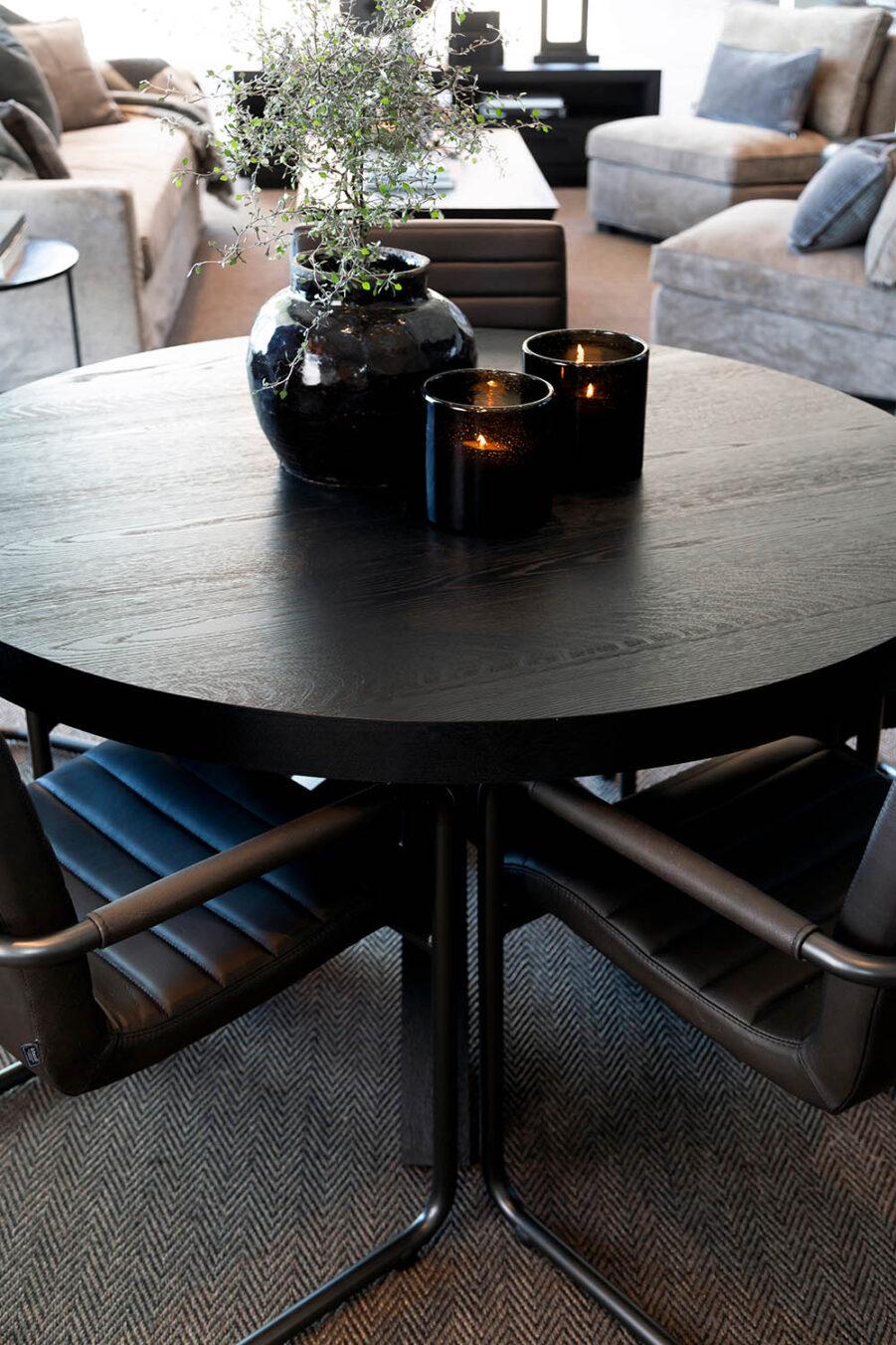 Miljöbild Hunter matbord från artwood