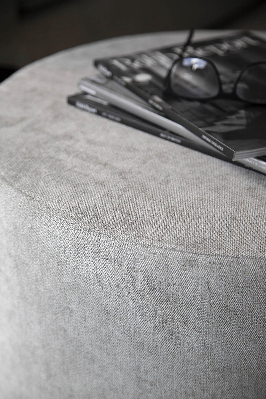 Miljöbild Cortina ottoman från artwood