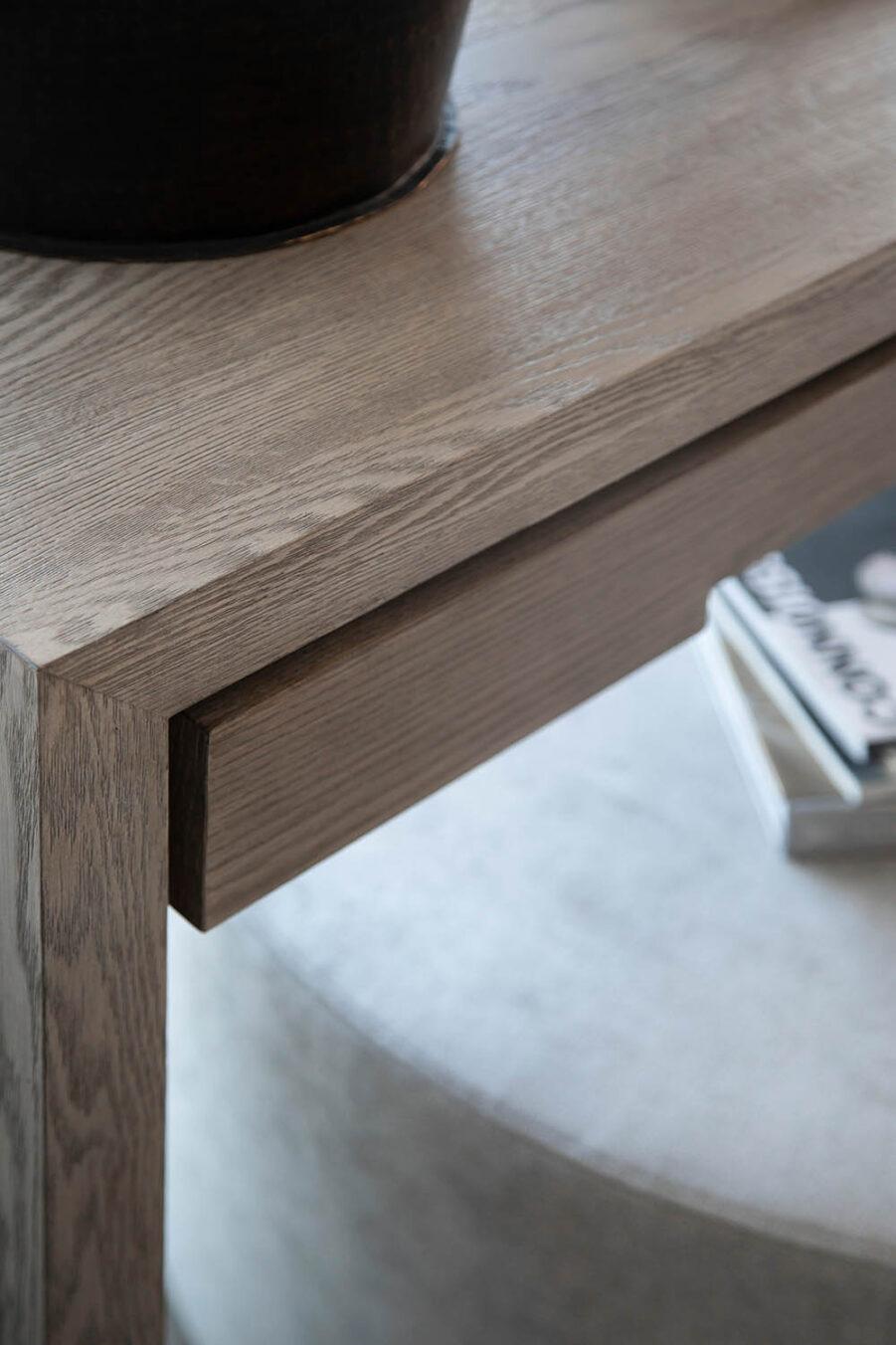 Miljöbild Hunter skrivbord från artwood