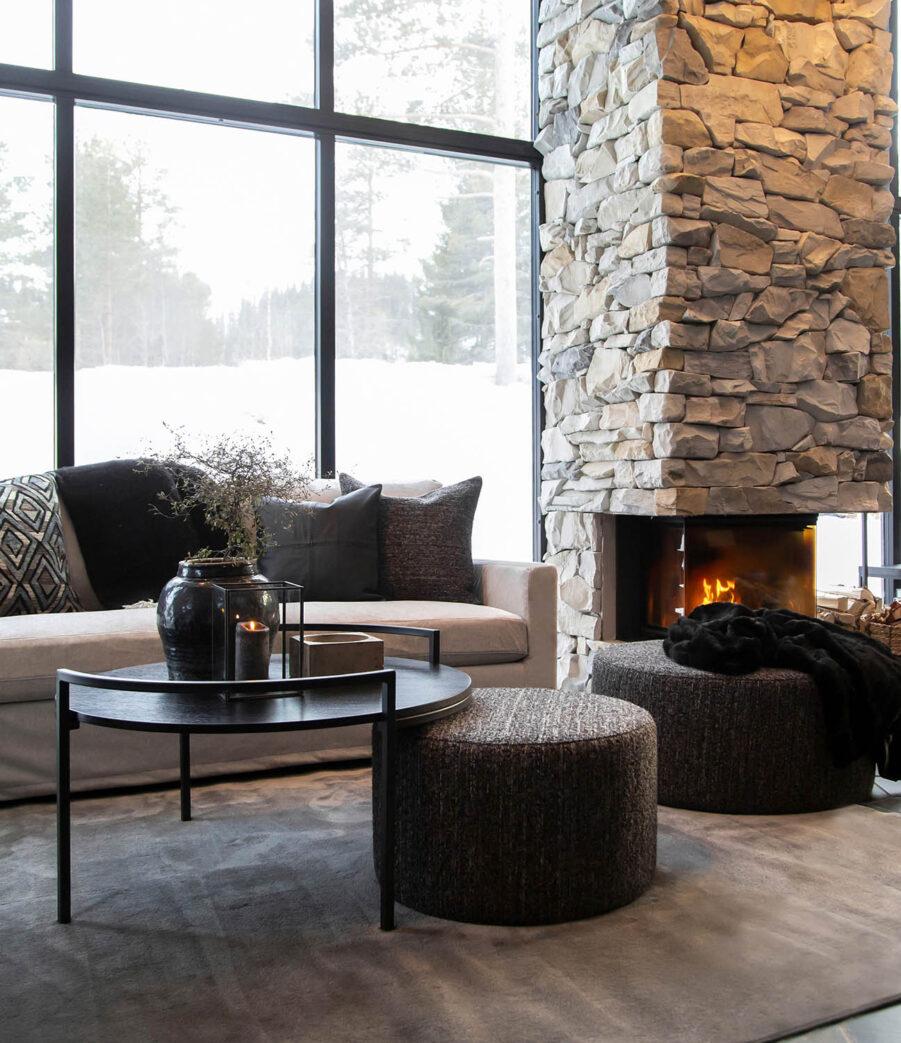 miljöbild cortina ottoman, guilford soffa från artwood