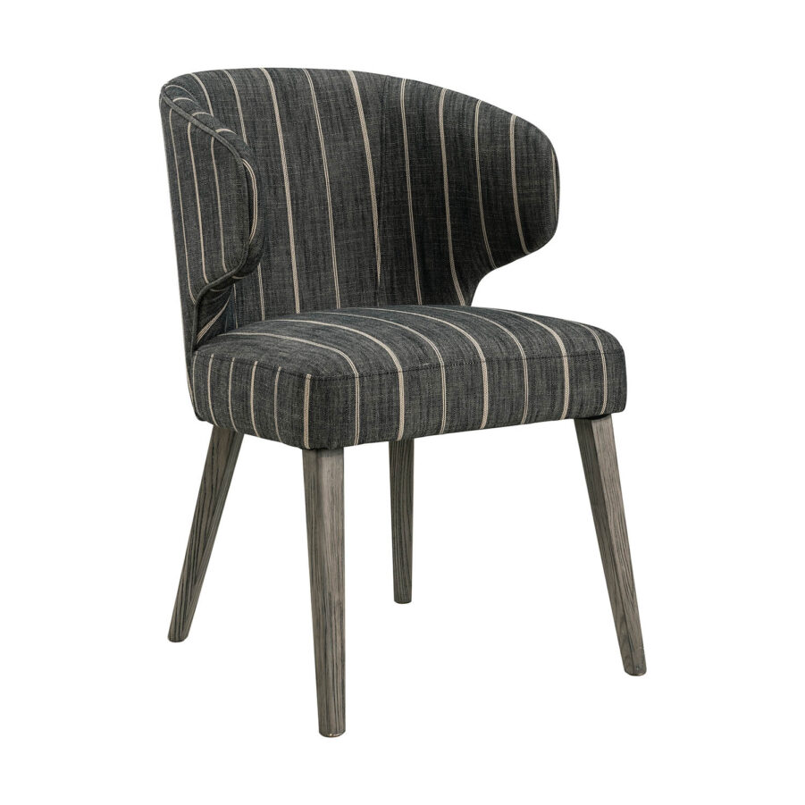 La vella matstol från artwood stripe grey