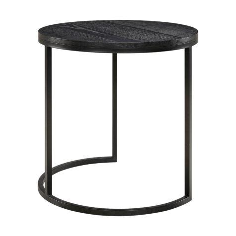 Mason sidobord från artwood i färgen svart