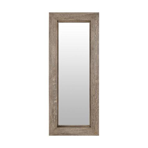 Hunter spegel från artwood antikgrå