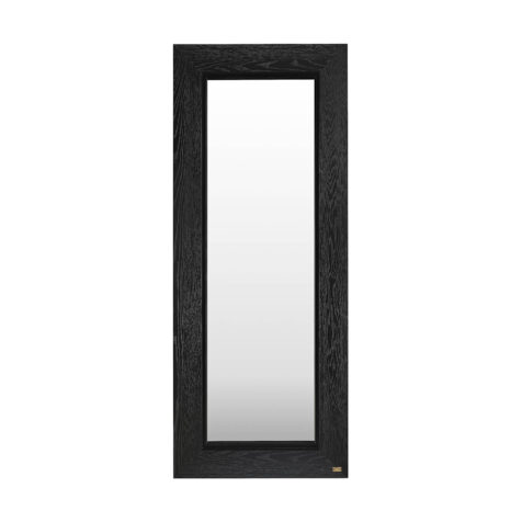 Hunter spegel från artwood svart