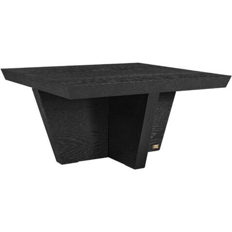 Trent soffbord svart