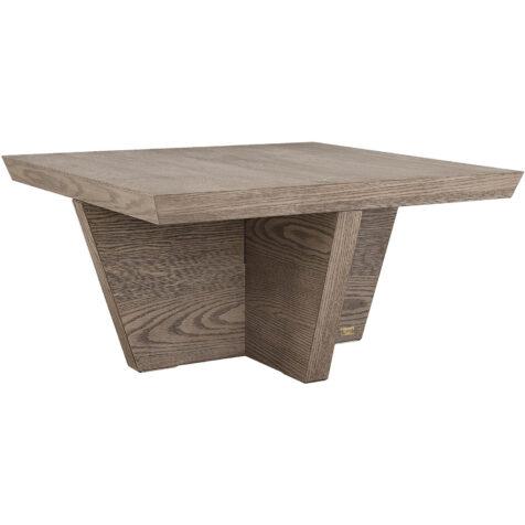 Trent soffbord antikgrå ek