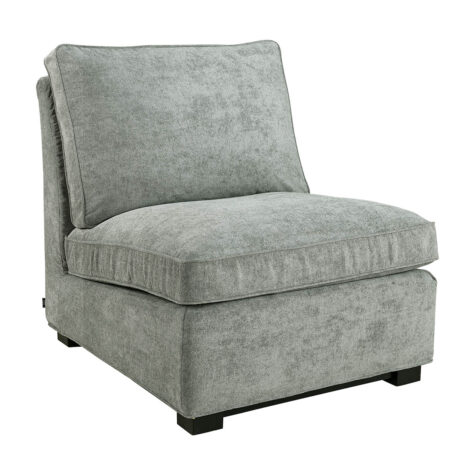 Town loungefåtölj i färgen true grey.