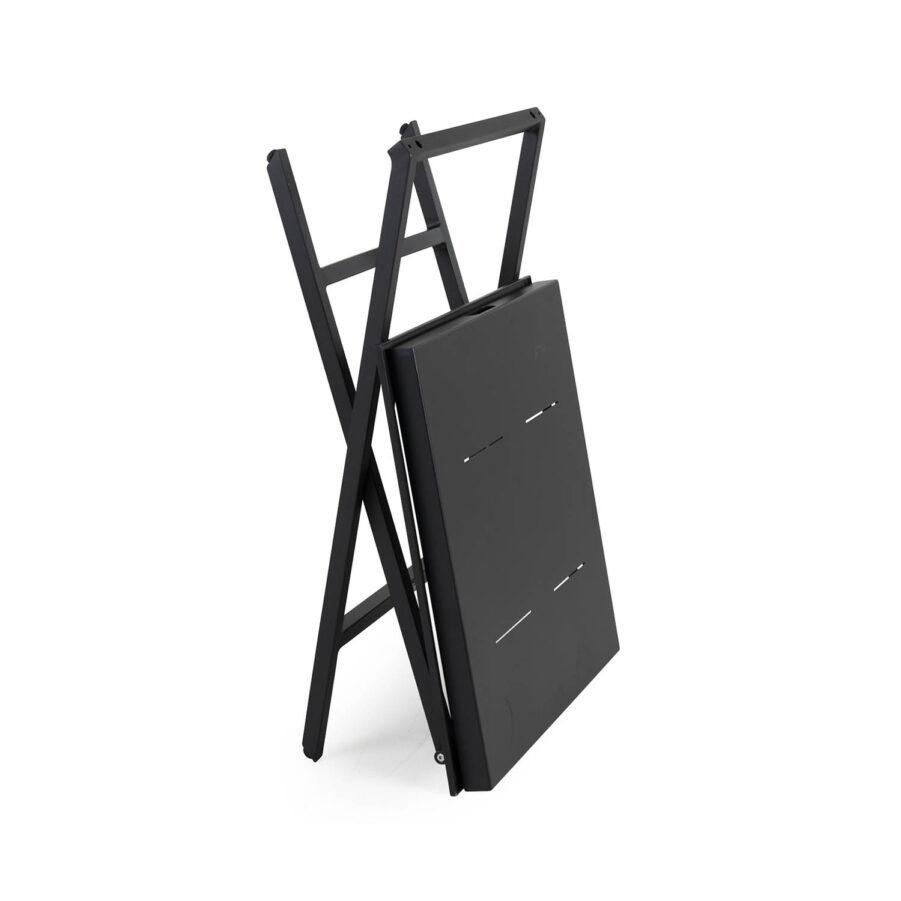 Brafab Vero brickbord 60x60 cm svart