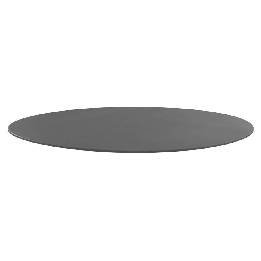 Brafab Taverny aluminiumskiva Ø85 cm antracit