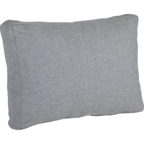 Villac ryggdyna 58x45 cm grå