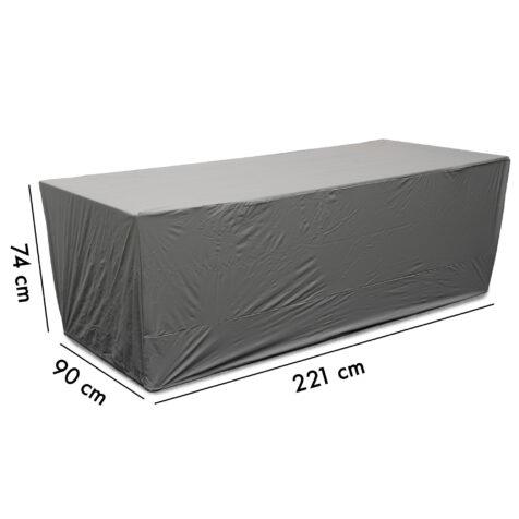 Hillerstorp Möbelskydd för matbord 221x91 cm höjd 74 cm