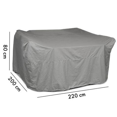 Hillerstorp Möbelskydd 220x200 cm höjd 80 cm